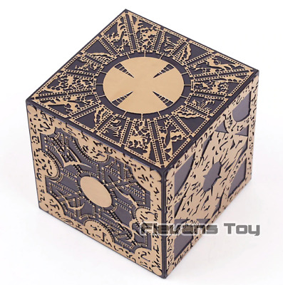 Hellraiser Puzzle Box Configuration Fully Functional Pinhead Prop Horror