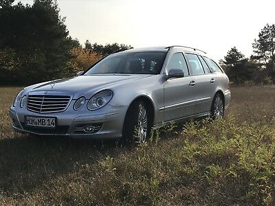 Mercedes-Benz E 320T CDI 4 Matic DPF