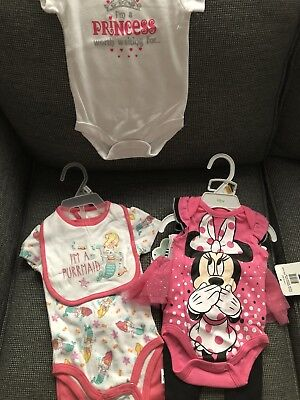 Baby Girl Clothing Lot 0-3 M Nwt 3 Months