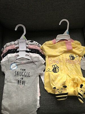 Baby Girl Clothes Lot 3 Months 3-6 M Nwt