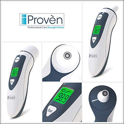 iProven Dual Mode Medical Forehead Ear Thermometer