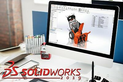 Solidworks 2018 SP4.0 Full Premium
