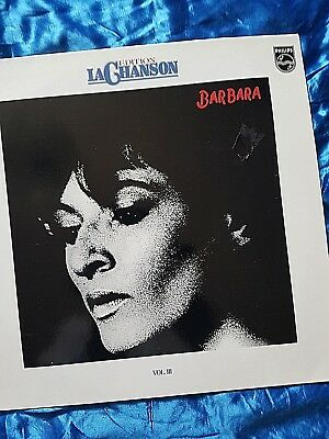 Barbara:Edition LA Chanson;Vol.III;Göttingen;La bas,Nantes,Pierre;..LP,Vinyl