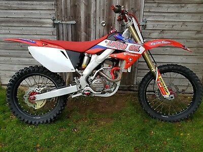 HONDA CRF 250 Twin pipe