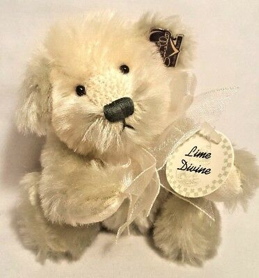 Dolls & Bears Annette Funicello Mohair Bear Terrific Value