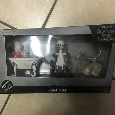 The Nightmare Before Christmas Roll-Alongs