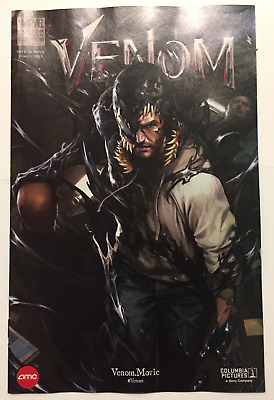Venom Marvel Limited Edition AMC Exclusive Movie #1 One Shot Comic