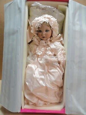 "Marie Osmond doll VERY Limited Patricia Lynne #3/10 that is 24"" tall from Estate"