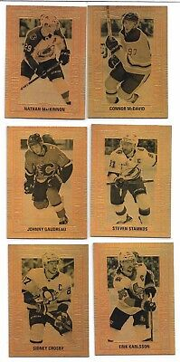 2018-19 Upper Deck Tim Hortons Gold Etchings {GE1-GE10} U Pick FREE Comined S/H