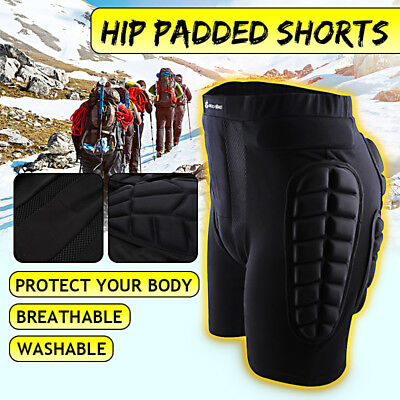 Ski Shorts Snowboard Padded Protective Protection Impact Hip Body Safety