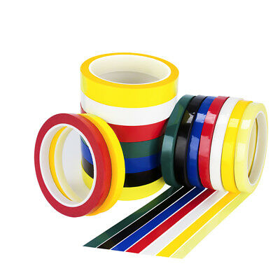 6 Colors  Electrical  Insulation / Insulation Tape Flame Retardant 8mm-50mm