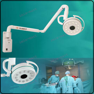 36 W Wall Hanging LED Surgical Medical Exam Light Shadowless Lamp KD-2012D-1