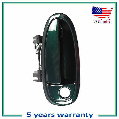 For 1996 Toyota Avalon Outside Door Handle Rear Left Driver Side Green 6P2
