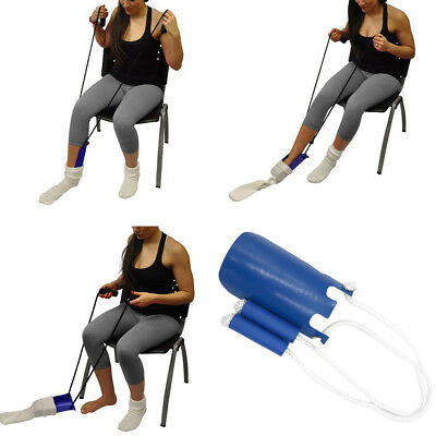Foam Handle Sock Dressing Aid Device Helper for Elderly Senior Pregnants