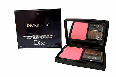 Dior Diorblush Vibrant Colour Powder Blush 889 New Red