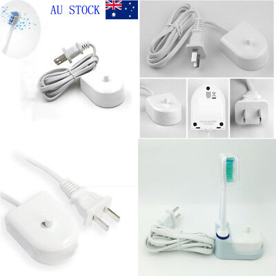 Sonicare Electric Toothbrush Travel Charger For Philips HX6100 HX6530 HX6950 AUS