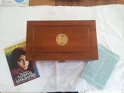 The National Geographic 109 Years CD Collection(1888-1997) for Apple Macintosh