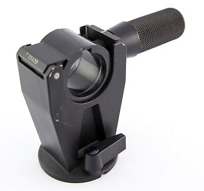 Sinar tripod rail clamp for large format cameras fits F, F1, P, P2, Norma etc.
