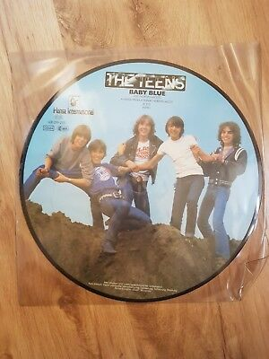 The Teens - Baby Blue - Picture Disc