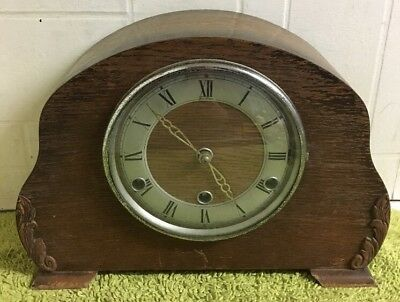 Very Nice Bentima Westminster Chime Mantle Clock