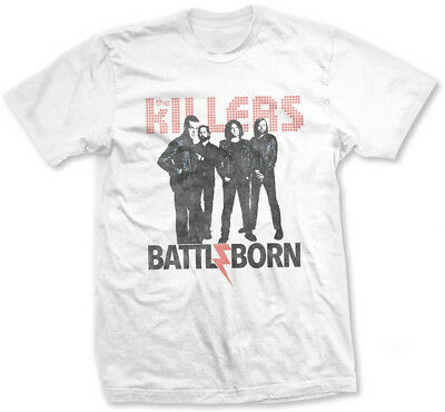 The Killers 'Battle Born' T-Shirt - NEW & OFFICIAL!