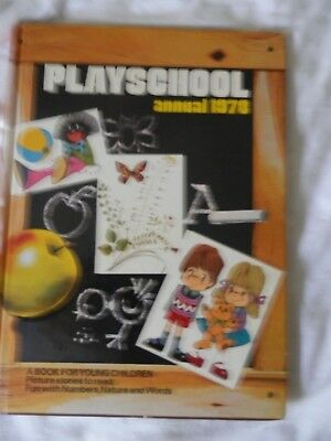PLAYSCHOOL annual (1978)
