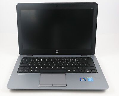 HP Elitebook 820 G1 i5 4300U 8GB Ram SSD IPS LCD Webcam Win 10 Pro  A Ware