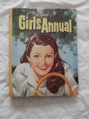 COLLINS GIRLS annual (1958)