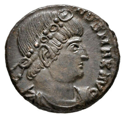 CONSTANTINE THE GREAT (330-335 AD) Rare Follis, Trier #RB 711