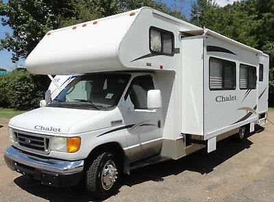 2008 Winnebago Chalet BIG SLIDE Onan Gen SLEEPS 8+ Huge Basement BIG AWNING
