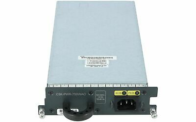 Cisco - C3K-PWR-750WAC= - Catalyst 3750-E/3560-E/RPS 2300 750WAC power supply