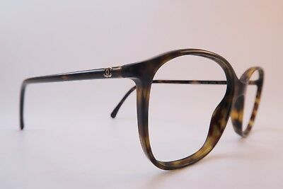 Vintage Chanel eyeglasses frames 3219 col 714 Size 52-16 135 made in Italy