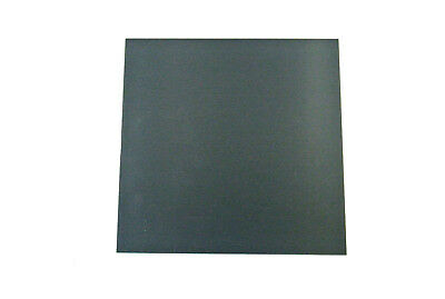 Grey PVC Flat Engineering Plastic Sheet 1.5mm Thick,Various Sizes And Lengths
