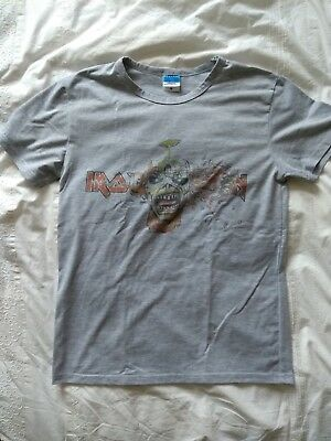 Iron Maiden Can I Play With Madness size M t shirt Derek Riggs