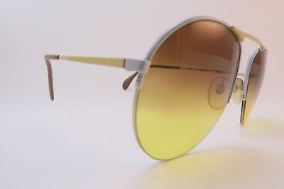 Vintage 70s sunglasses actuell couture Germany Mod. 307 56-16 140 DEADLY *****