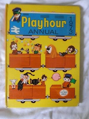 PLAYHOUR annual (1973)