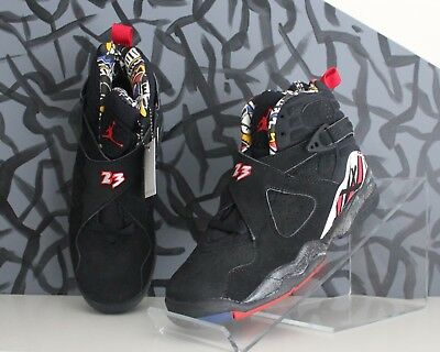 pretty nice 1c45d ef67f Vintage 1993 Nike Air Jordan 8 Playoffs Rare Original Classic OG Collectors  5.5Y