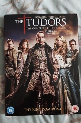 The Tudors - Series 3 - Complete (DVD, 2009, 3-Disc Set)