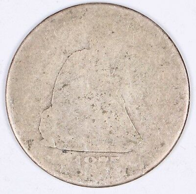 1875-S Seated Liberty Twenty Cents 20C Silver Piece