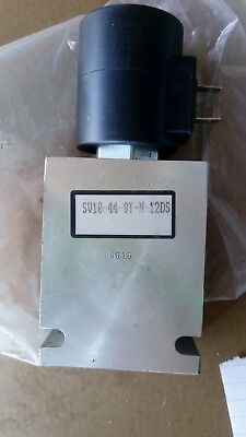 Sv10-44-8t-n-12ds Hydraforce Hydraulic Cartridge Valve
