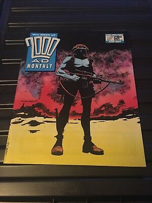 The Best Of 2000ad No45