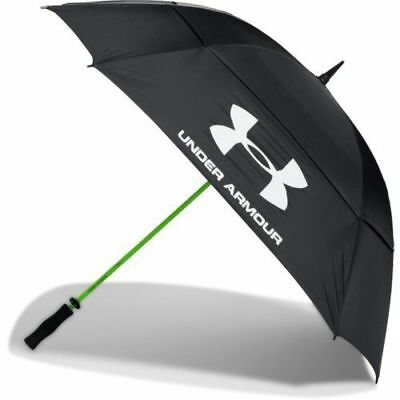 Under Armour UA Golf Umbrella Double Canopy - NEW - FREE SHIPPING - 1275475