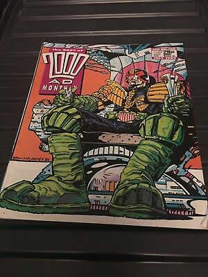 The Best Of 2000ad No46