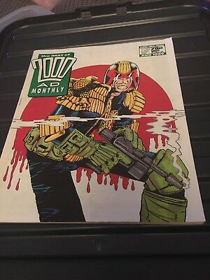 The Best Of 2000ad No47