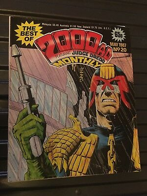 The Best Of 2000ad No20