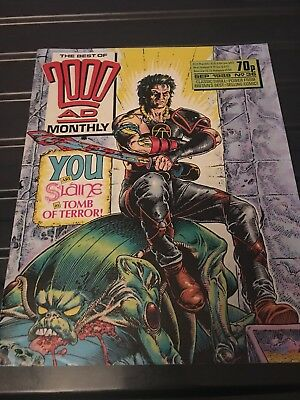 The Best Of 2000ad No36