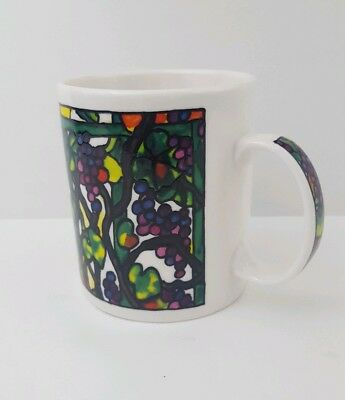 Chaleur Mug Inspired by L Tiffany Stained Glass