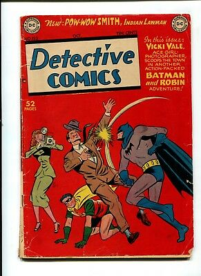 Detective Comics #152 VINTAGE Batman DC Comic Golden Age 10c Robin