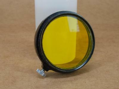 Leitz New York Leica Y-2 FIGAM Yellow filter for A36 lenses
