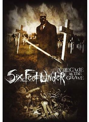 Six Feet Under - A Decade In The Grave (5 Cd)